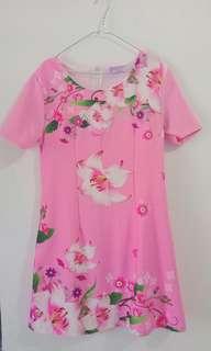 Dress pink sakura