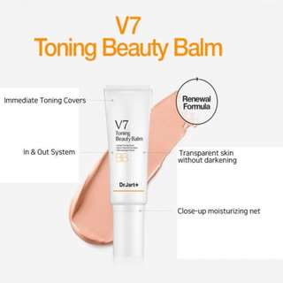 DR.JART+ V7 TONING BEAUTY BALM 40ML