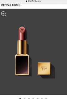 BNIB Tom Ford Lips and Boys