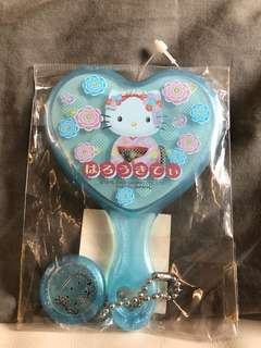 Sanrio Hello Kitty 鏡