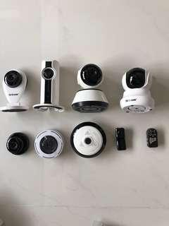 Brand New Various Wifi IP Security CCTV Camera