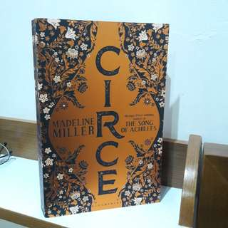 Circe by. Madeline Miller