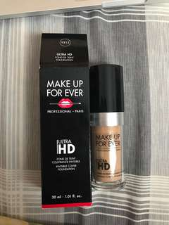 [ SHARE 3ml ] Mufe Make Up For Ever Ultra HD Liquid Foundation Y315