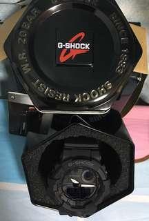 CASIO G-shock 手錶 型號:GBA800-1A 有壹年有效保修卡 100%NEW!