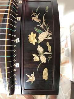 Pre-loved DunHuang Guzheng
