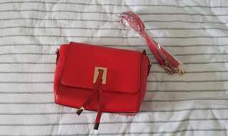 BN Nose Red casual sling bag