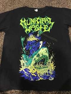 Municipal Waste Shirt