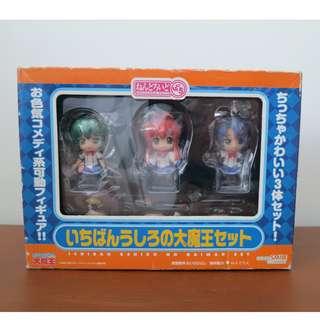 Nendoroid Petit Ichiban Ushiro No Daimao Set