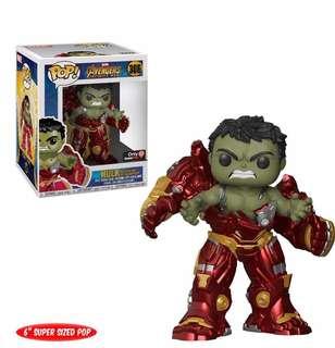 預訂 Hulk busting out of hulkbuster 復仇者聯盟 avengers iron man spider man thanos