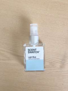 Scent Swatch Light Blue