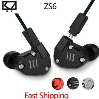 KZ ZS6  耳機
