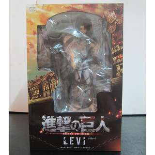 Pulchura Levi (Attack On Titan)