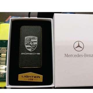 全新 Porsche 圖案USB火機(不議價)