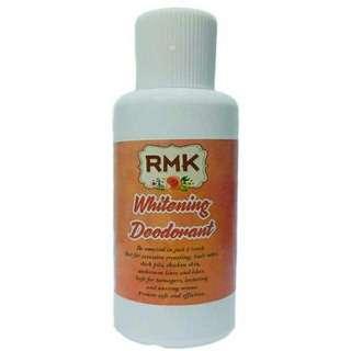 RMK whitening deo