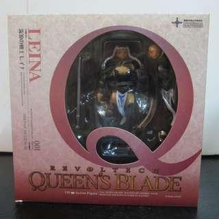 Revoltech Queens Blade EX-001 2P Leina