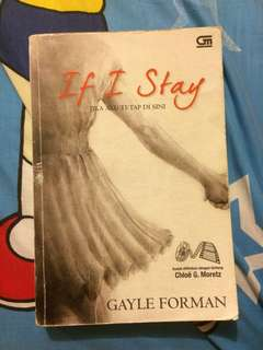 Novel IF I STAY