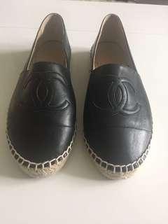 Chanel Espadrilles Size 8
