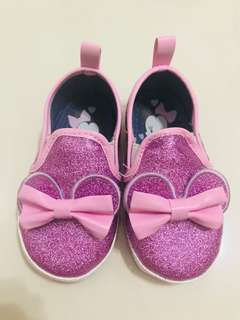Disney baby shoes