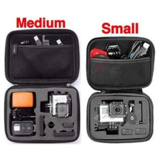 ACTION CAMERA STORAGE BAG - SIZE MEDIUM