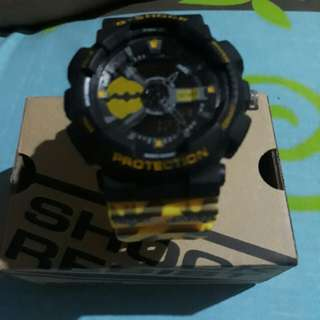 GShock batman