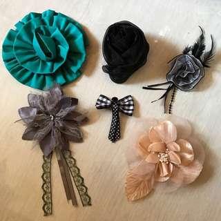 Brooch / accessories