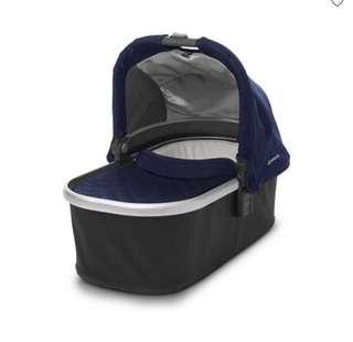 Uppababy bassinet.