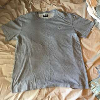 Lacoste Grey shirt