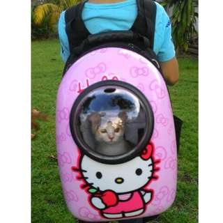 Pet Capsule Carrier Carry Bag
