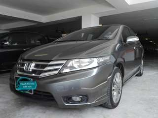HONDA CITY 1.5E HIGH SPEC.