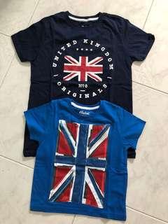 Uk Logo T-Shirt (2 pieces @$10)