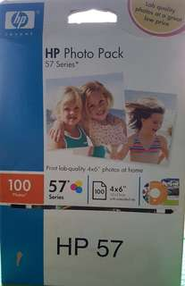 HP Photo Pack (4R) 100