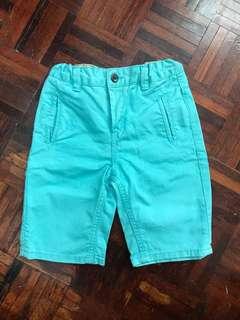Tapeà àl'oeil boy 6y shorts
