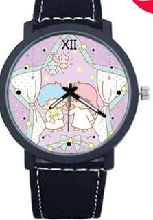 little twin stars my melody watch