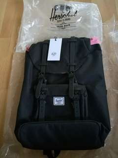 Herschel Little America Mid Black
