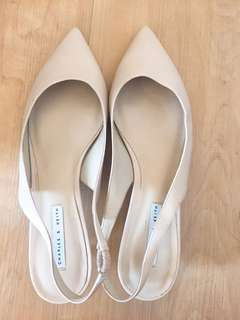 Charles Keith pointed-toe shows