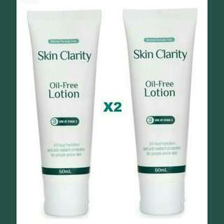 New & Sealed Skin Clarity Lotion