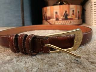 Holt Renfrew Leather Belt