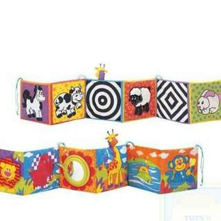 Lamaze Animal Design Cotside Gallery