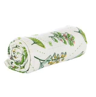 Baby tula blanket set - Greenery