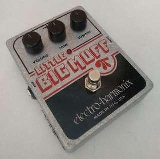 The Little Big Muff Electro Harmonix