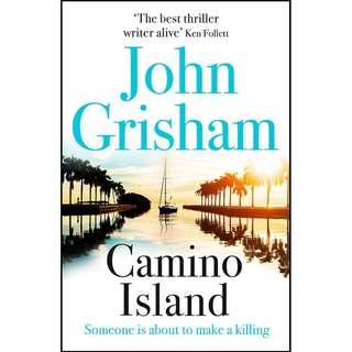 Camino Island by John Grisham - EBOOK