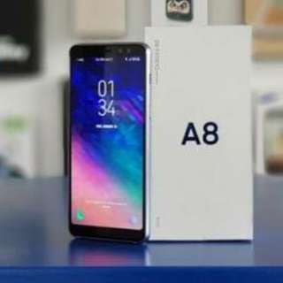 Dijual Samsung A8 Cicilan Pakai Home Credit Proses Cepat
