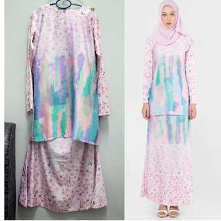 Aleana mini kurung House of Jazaba