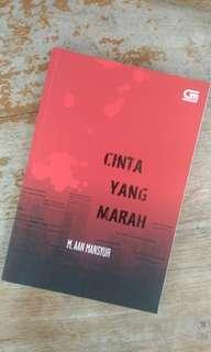 Cinta yang Marah (Kumpulan Puisi) - Aan Mansyur