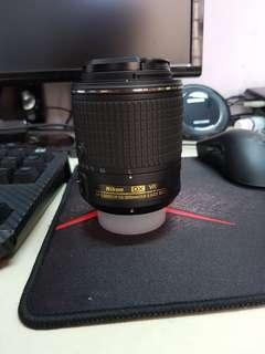 Nikon 55-200mm 4.5-5.6GII ED VR