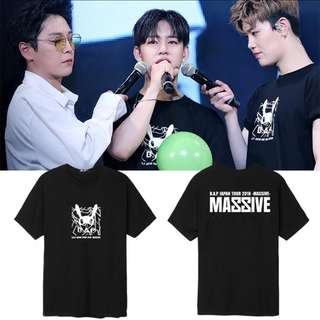 "BAP ""Japan Tour 2018 - MASSIVE"" Inspired Tee"