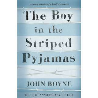 The Boy in the Striped Pajamas by John Boyne - EBOOK