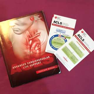 2015 : Advance Cardiac Life Support ACLS