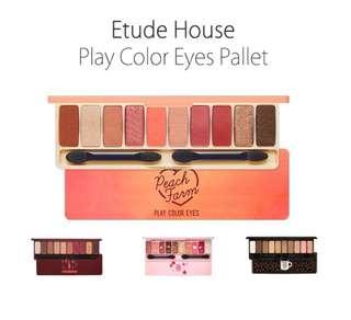 [PO]Etude House Play Colour Eyes Pallet