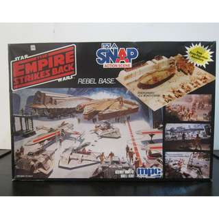 Star Wars - Rebel Base ( MODELKIT )